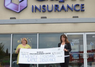 NONA-CDC Clubhouse Builder - Capri Insurance