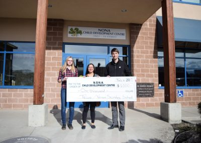 VSS donation to NONA Child Development Centre